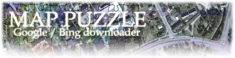 Map Puzzle - Google Maps Downloader